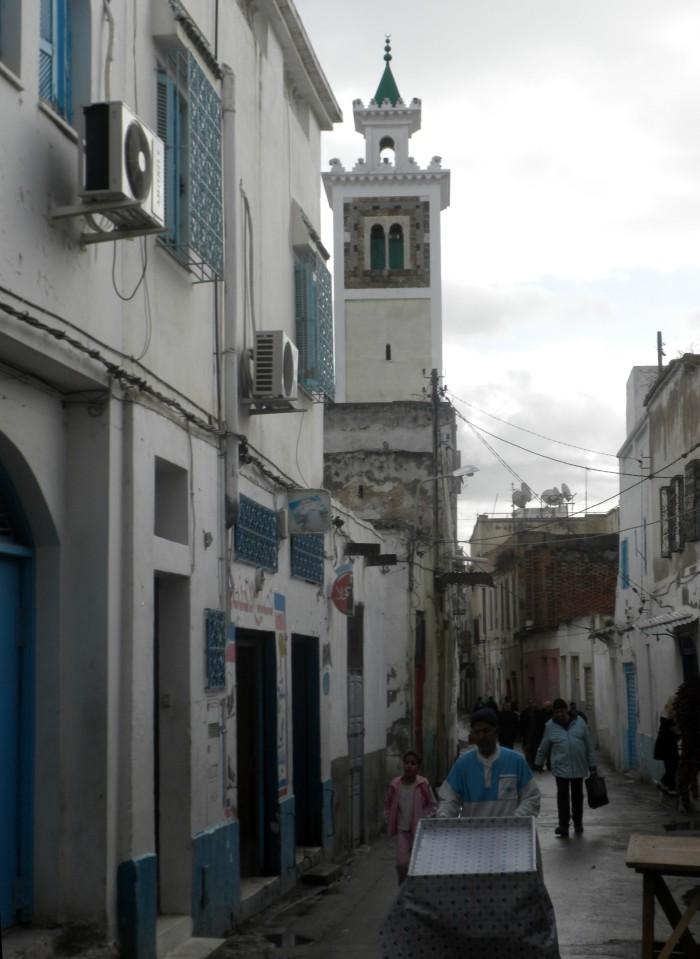 Tunis - in the Medina.
