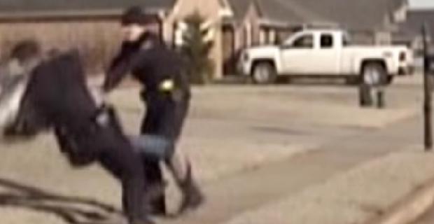 crippling cop
