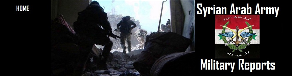 Syrian Arab Army, local reports from the battlefields: established control over gas wells, large number of terrorists killed, crushed their positions and hideouts ~ [Updates Underway]