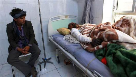 9 Yemeni civilians-6 kids-killed in Saudi airstrike