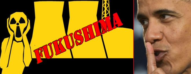 Obama Hush on Fukushima
