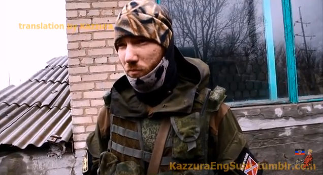 VIDEO: Interview with militiaman survivor of Odessa massacre