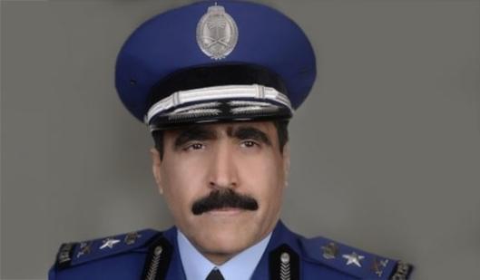 Lieutenant General Muhammad bin Ahmed al-Shaalan